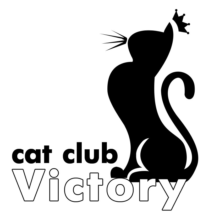 logo victory cat club